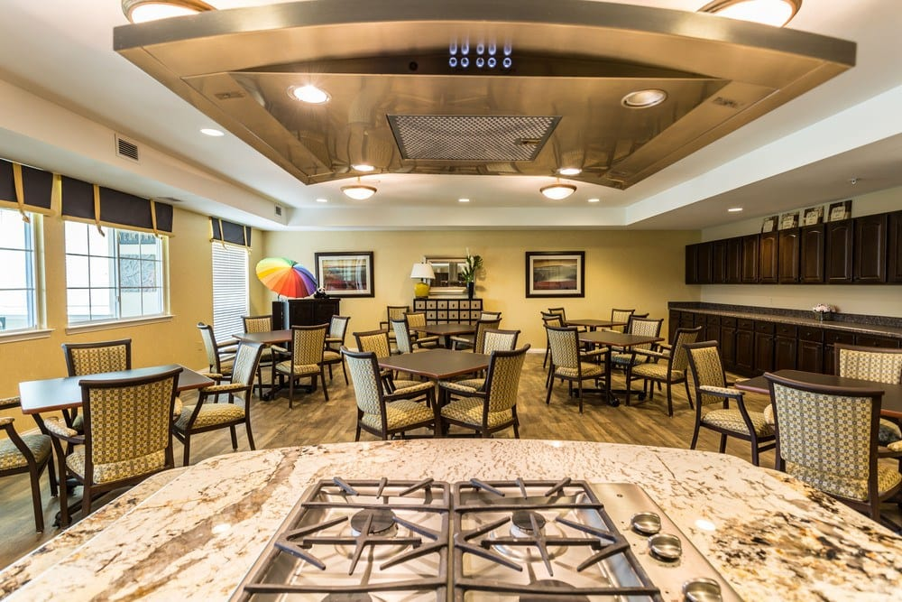 Bistro At Our Fishers In Senior Living Community