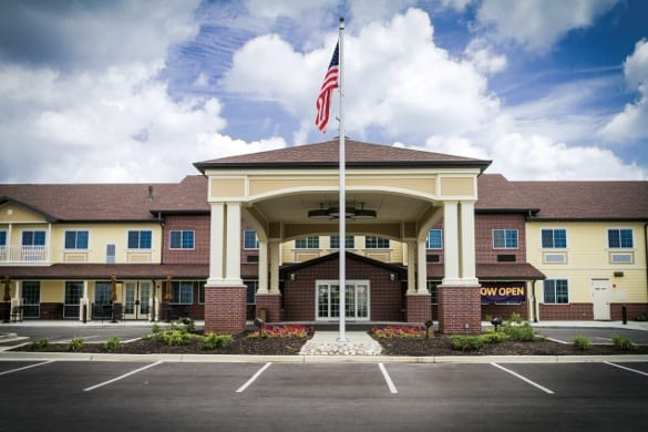 Learn about Meadow Brook Senior Living in Fishers, IN