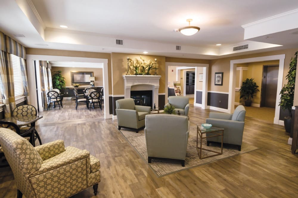 Relax At Our Fishers In Senior Living Community
