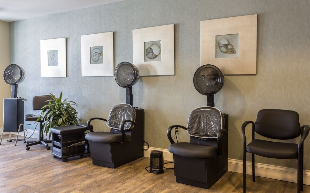 Salon At Our Fishers In Senior Living Community