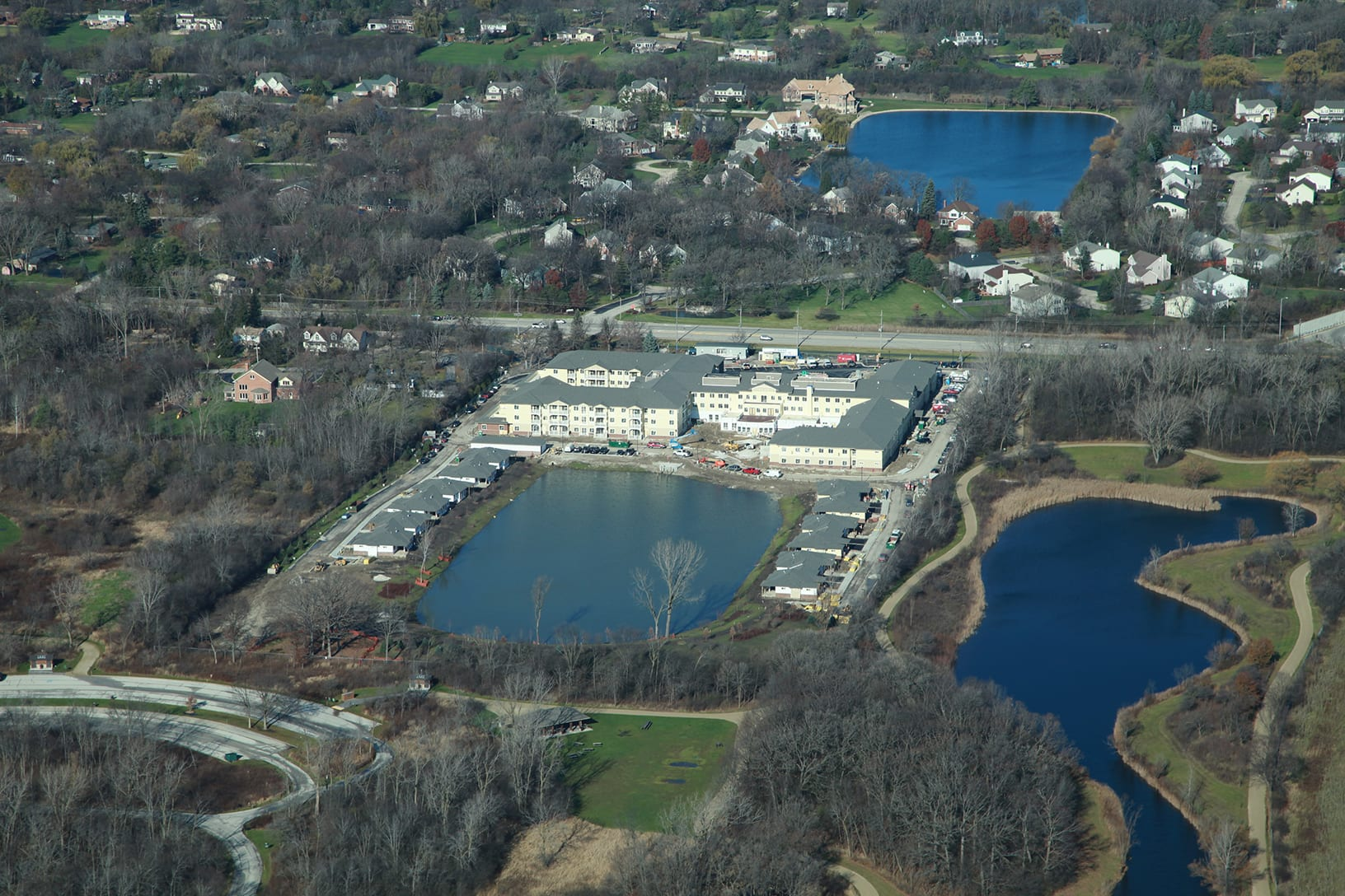 View Of Our Libertyville Senior Living Community