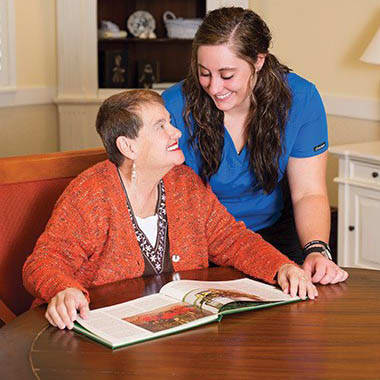 Careers at Lone Mountain Memory Care in Scottsdale, AZ
