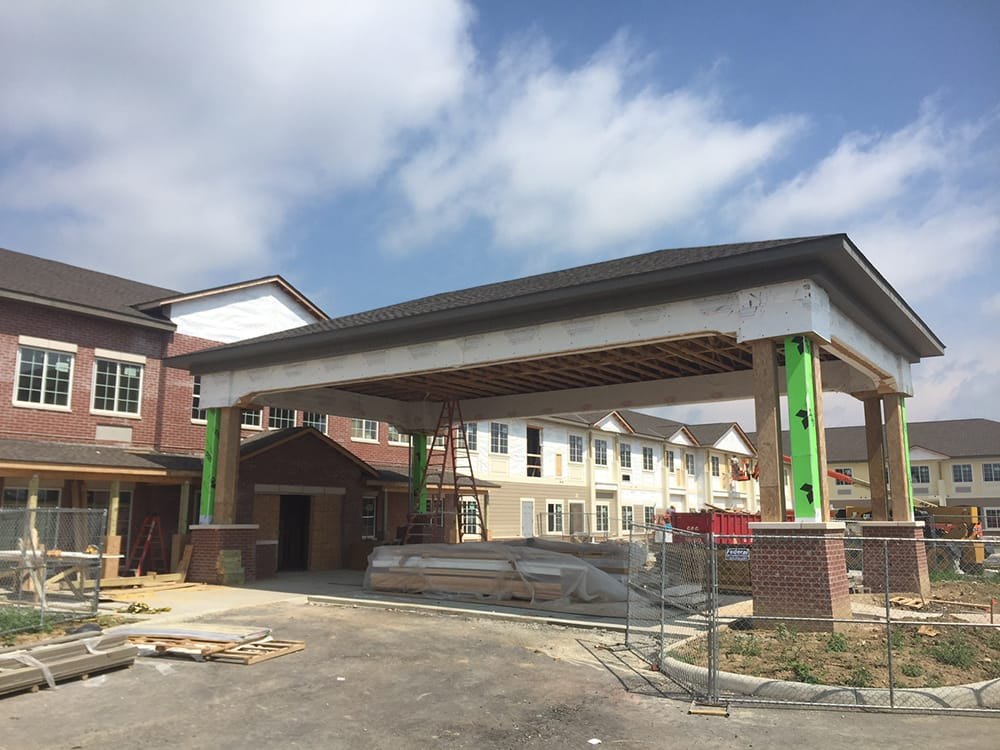 Powell ALMC Construction Progress