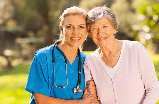 Skilled nursing at the senior living community in Marion