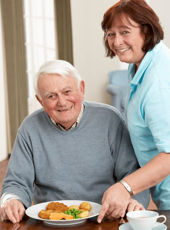 Skilled nursing services available at The Village at Hamilton Pointe