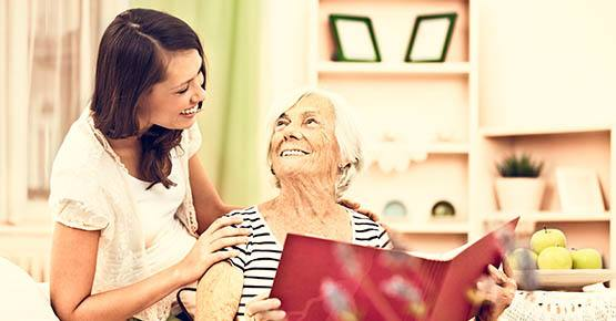 Memory care services at TLC Management