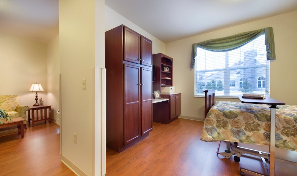 Our Chesterton, IN skilled nursing facilities have spacious rooms