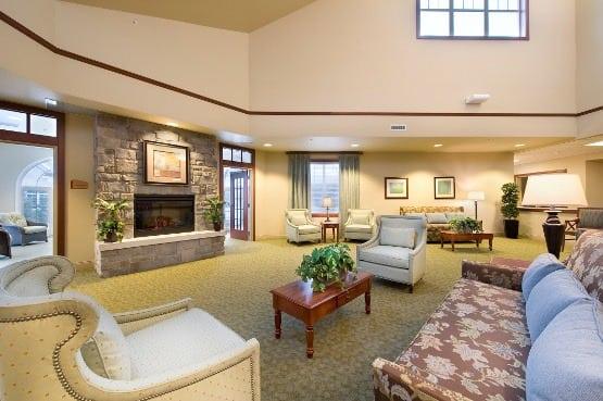 Rehabilitation services at Addison Pointe Health & Rehabilitation Center