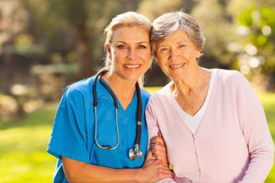Skilled nursing services available at Albany Health & Rehabilitation Center