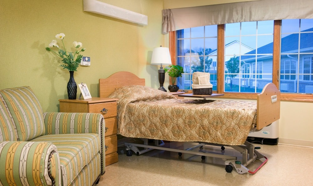 Electric Beds for those in need at Ashton Creek Health & Rehabilitation Center