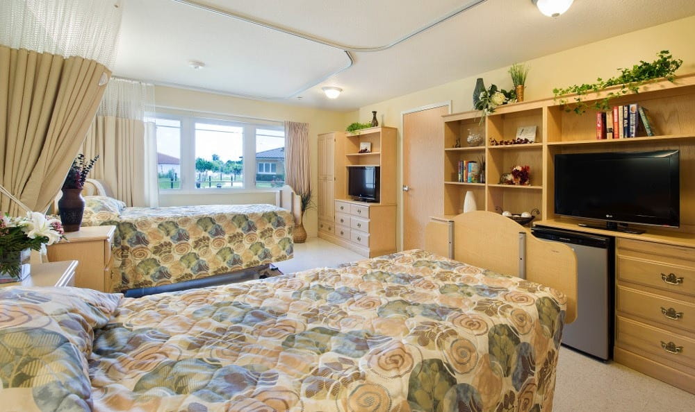 Very Comfortable Living with all of the Amenities that you would expect at The Village at Vienna Square.