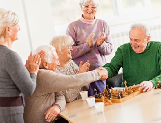 Assisted living options at The Village at Vienna Square in Winter Haven, FL