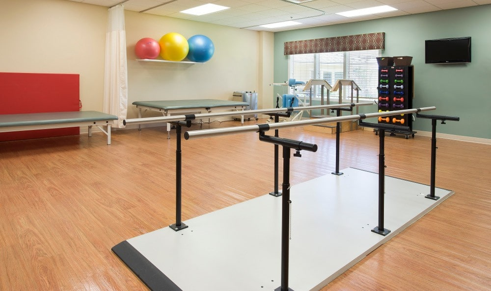High Quality Rehabilitation Center at The Village at Vienna Square.