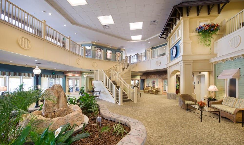 Our Winter Haven, FL senior facility's interior