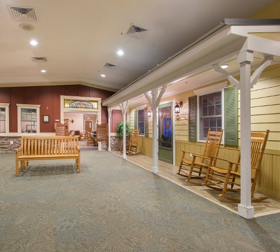Assisted living options at Avon Health & Rehabilitation Center in Avon, IN