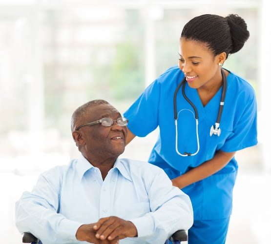 Skilled nursing services available in Indianapolis, IN at Creekside Health and Rehabilitation Center