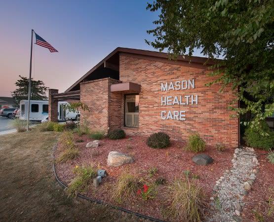 Rehabilitation services at Mason Health and Rehabilitation Center