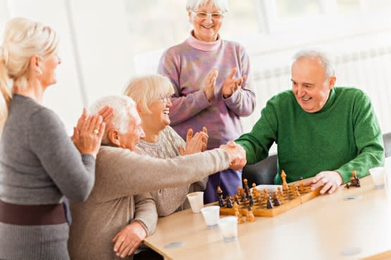 Assisted living options at Parker Health & Rehabilitation Center in Parker City, IN