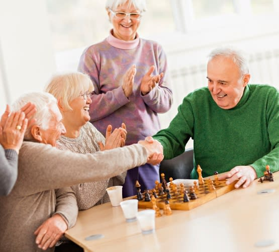 Assisted living options at Wesleyan Health & Rehabilitation Center in Marion, IN