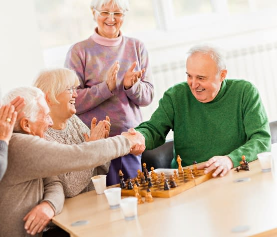 Assisted living options at Colonial Oaks Retirement Community in Marion, IN