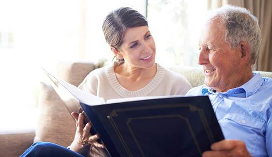 Find out about memory care options at Bridgewater Park