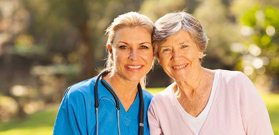 Skilled nursing services available at Bridgewater Park