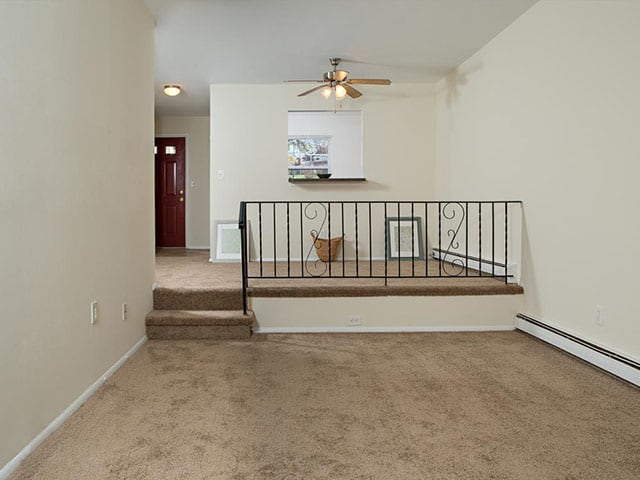 Sherwood Townhomes has spacious floor plans to choose from.