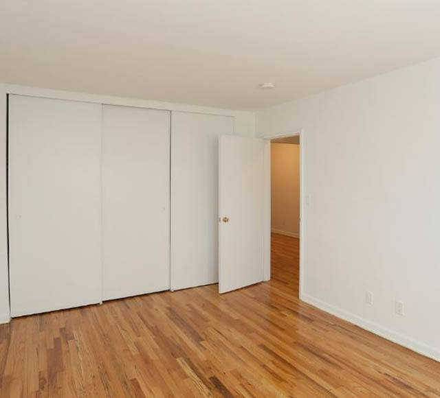 Hardwood floors at apartments in NY