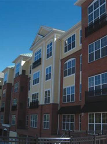 Loft Style units available at Westville Village Apartments