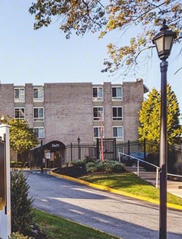Neighborhood apartments in Philadelphia, Pennsylvania