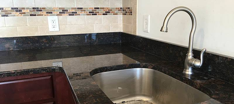luxury kitchens at our Coram apartments