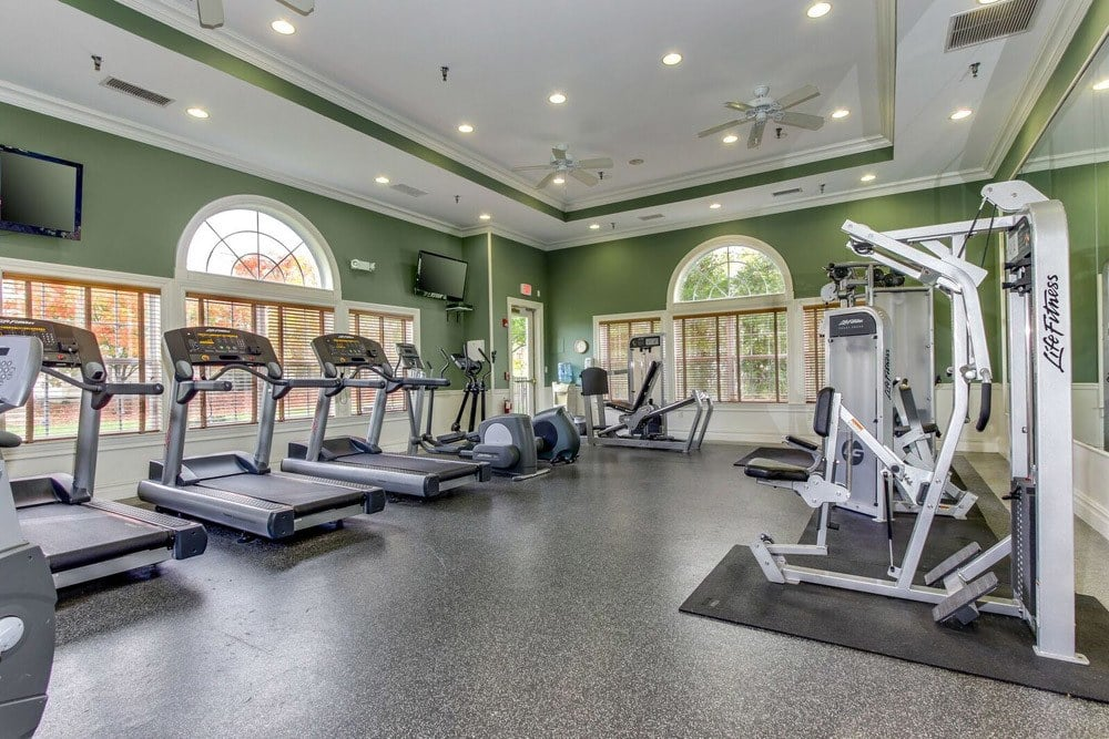 Stay healthy and active at Eagle Rock Apartments at Freehold