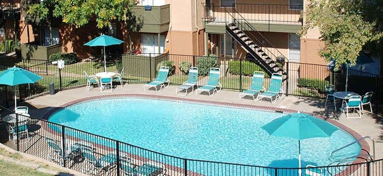 Residents love the washer and dryer in select units and other fantastic amenities at Pecan Creek Apartments