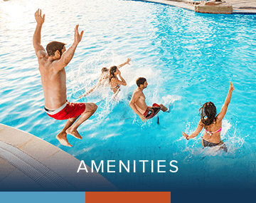 Our Atlanta apartment amenities are out of sight!