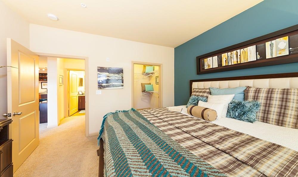 Ooltewah apartments  bedroom