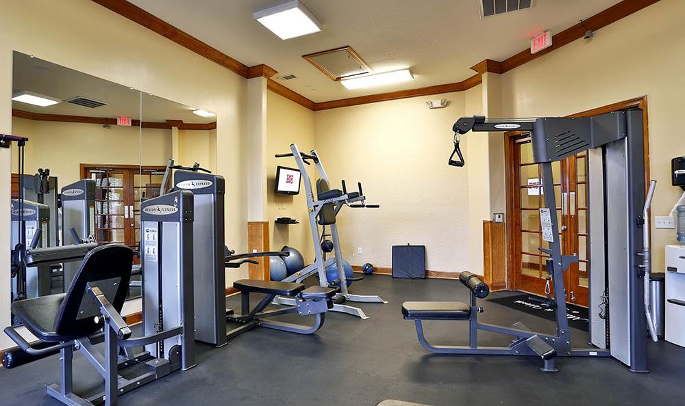 Rincon apartment fitness center