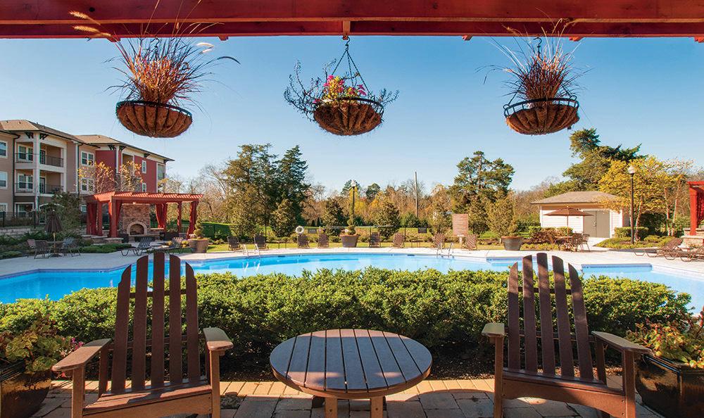 Murfreesboro Apartments Pool