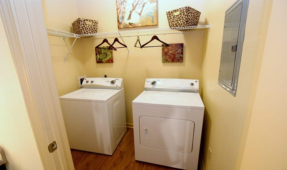 Murfreesboro Apartments Washer and Dryer