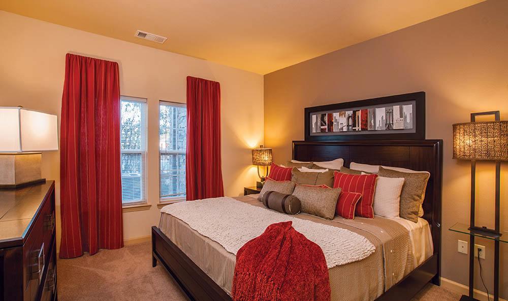 Murfreesboro Apartments Bedroom
