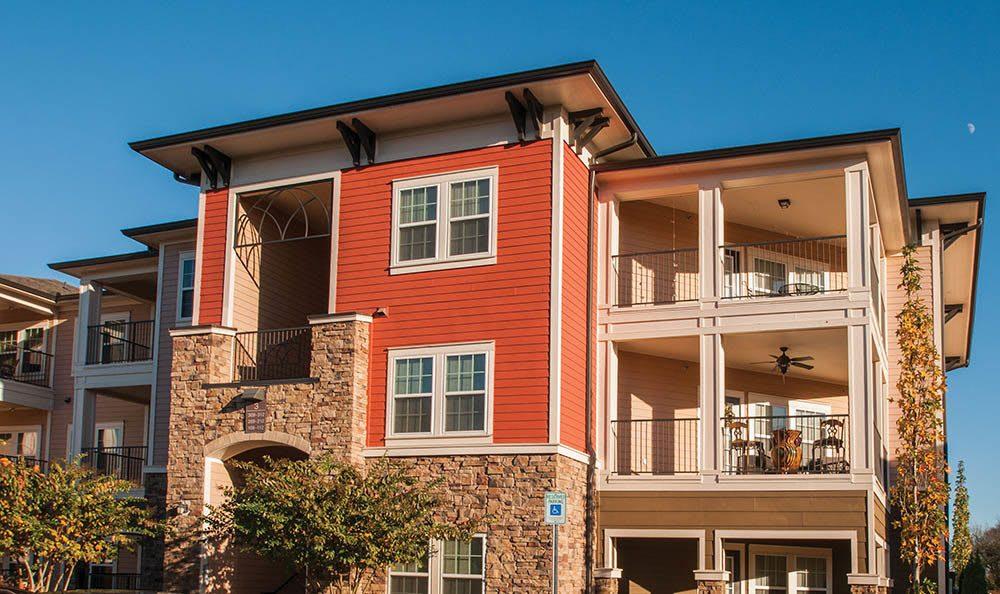 Murfreesboro Apartments Exterior Units