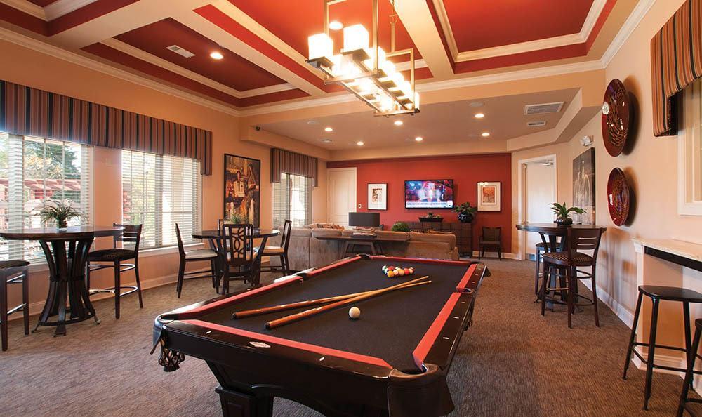 Murfreesboro Apartments Games Room