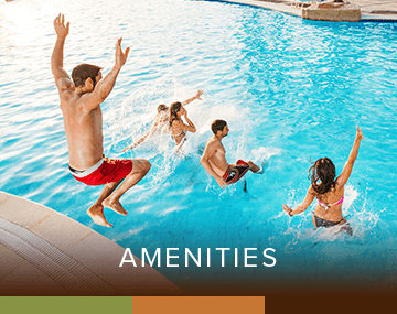 Our Cordova apartment amenities are out of sight!