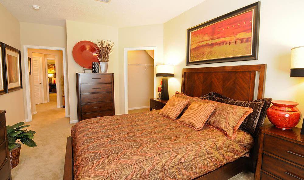 Cordova apartment bedroom