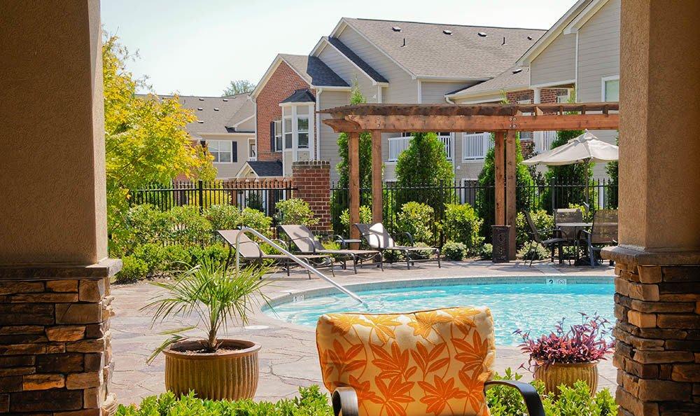 Cordova apartments pool