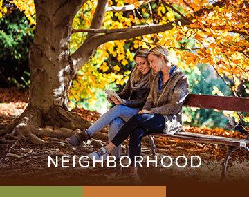 Check out the local Cordova neighborhood!
