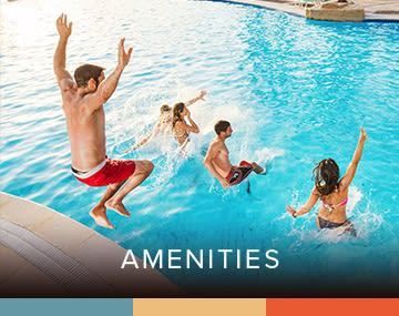 Our Daytona Beach apartment amenities are out of sight!