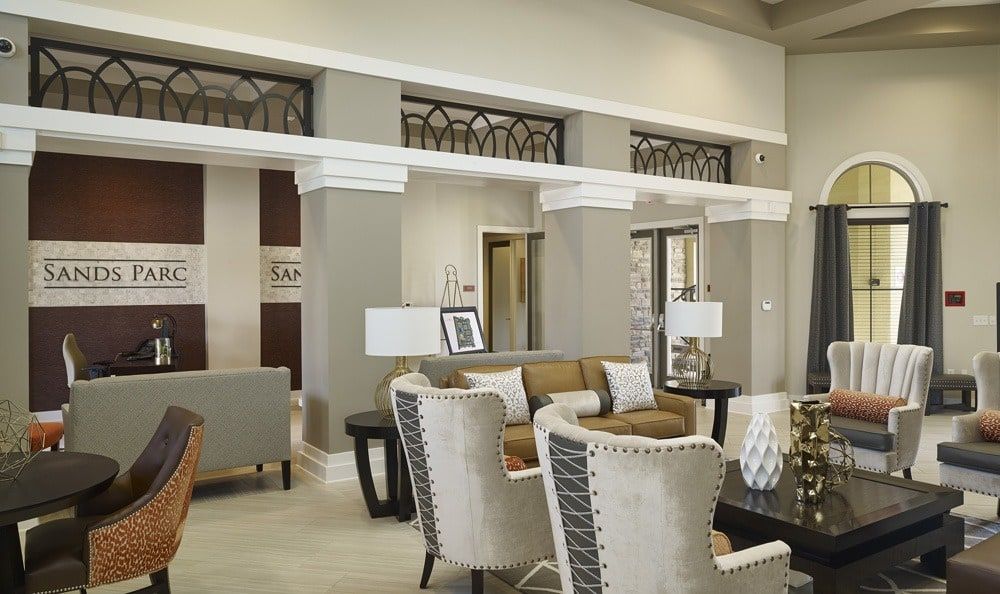 Gallery Photos at Sands Parc