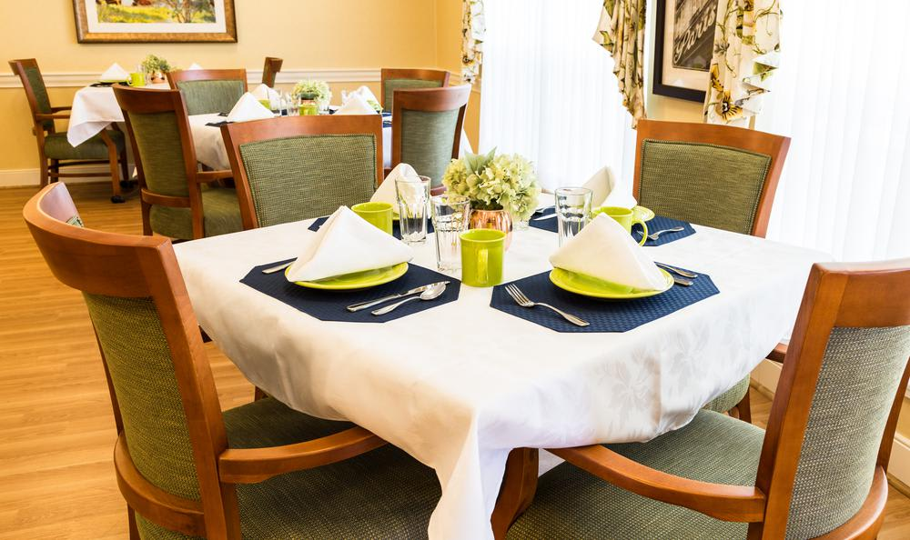 Dinning Room at Artis Senior Living of Davie in Davie