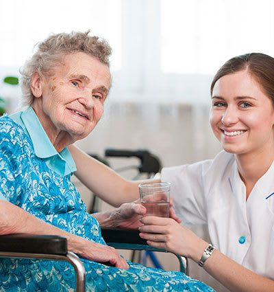 The staff at Artis Senior Living of Boca Raton help residents get the most out of each day