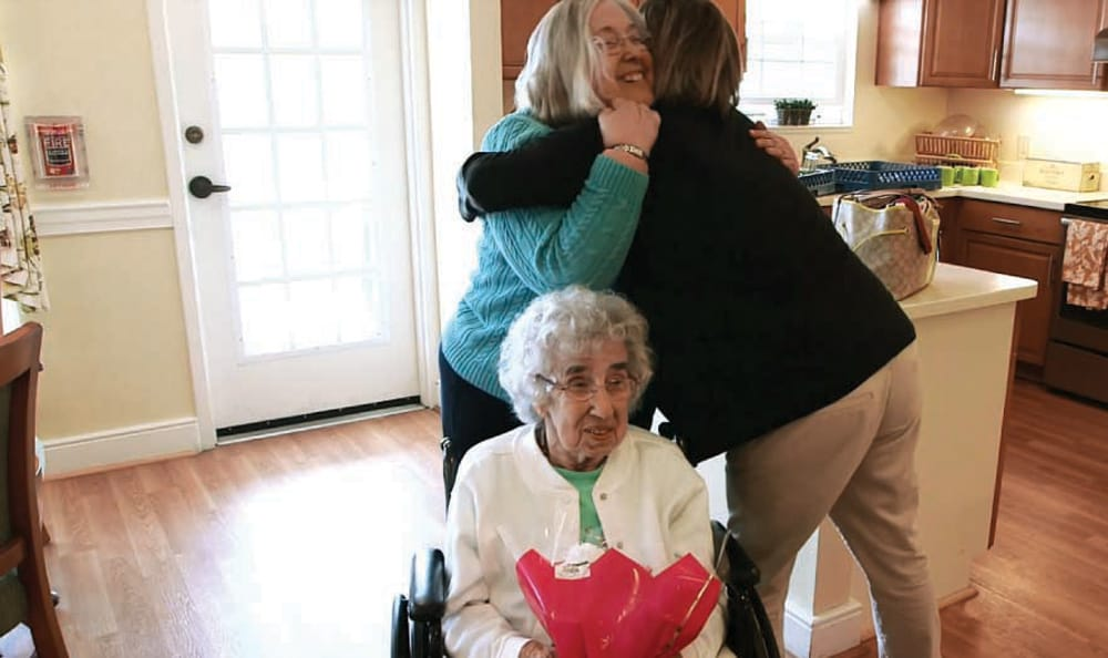 Artis Senior Living has a caring staff
